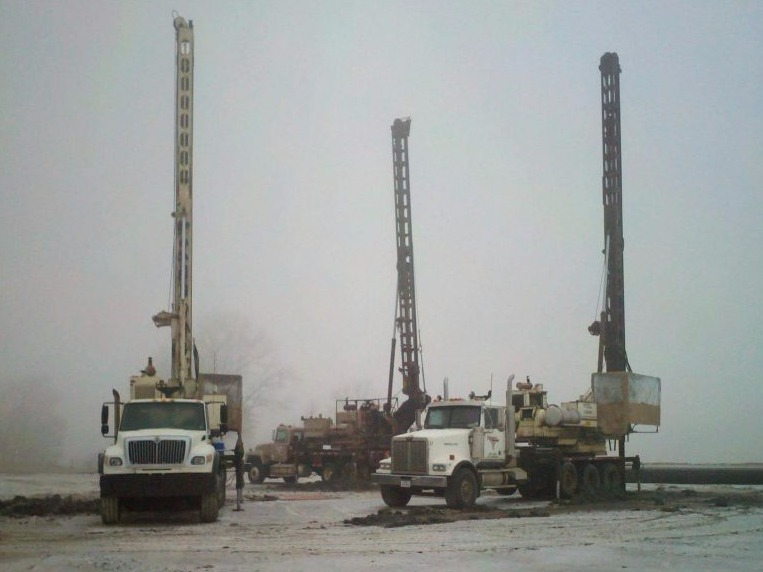 Choose a Reliable Crew for Your Conductor Drilling